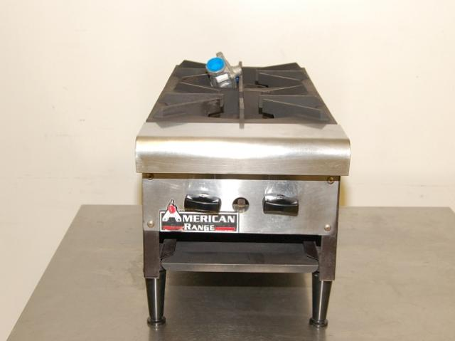 Countertop Gas Range : Details about American Range 2-Burner Countertop Gas Range, 32,000 BTU ...