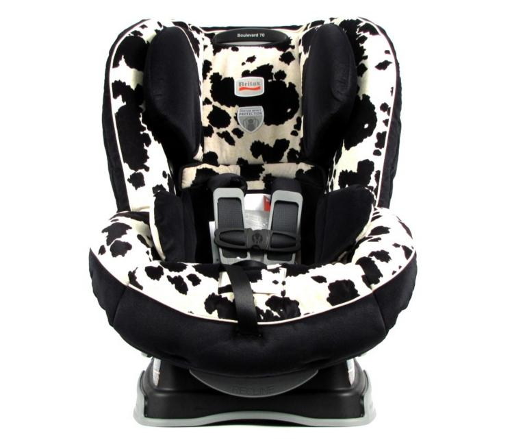 britax boulevard 70 cs infant baby convertible car seat e9lb51q cowmooflage ebay. Black Bedroom Furniture Sets. Home Design Ideas