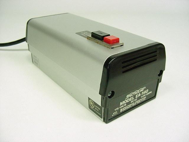 Spectroline Ea 140 365nm Long Wave Uv Black Light Curing