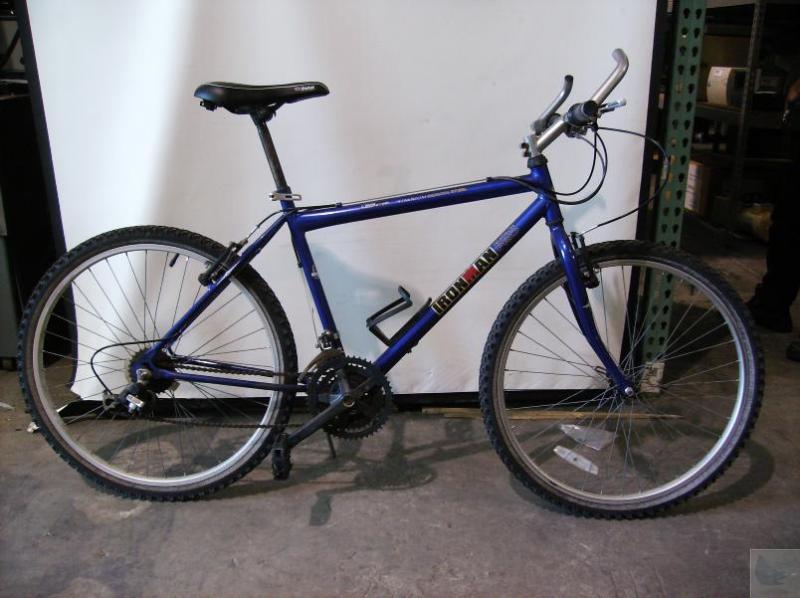 Huffy Bike Replacement Parts : Huffy iron man triathlon pro speed inch mountain