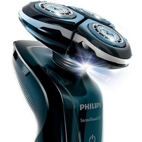 philips norelco sensotouch 3d cleaning instructions