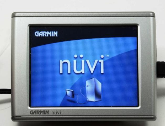 Garmin nuvi 350 NA GPS Car Navigator 2008 North America ...