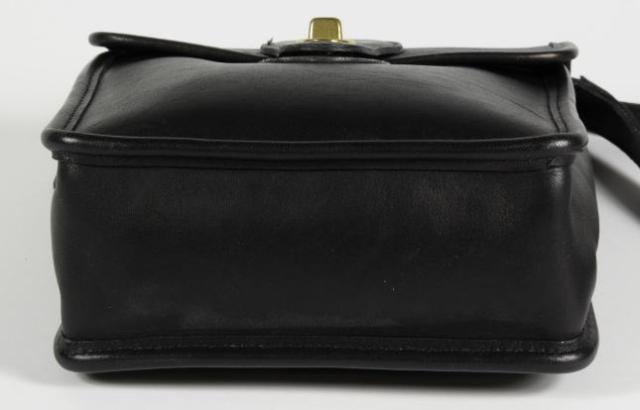 coach black purse outlet  coach black leather cross