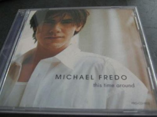 Michael Fredo - This Time Around 1trk Promo Cd Cs146