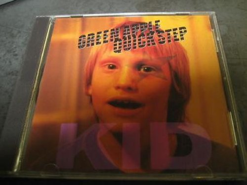 Green Apple Quick Step - Kid 1trk Promo Cd Cs131