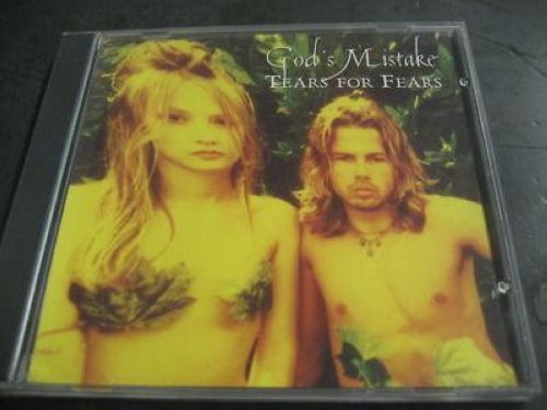 Tears For Fears - God's Mistake 1trk Promo Cd Cs394