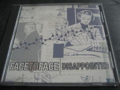 Face To Face - Disappointed 1trk Promo Cd Cs132