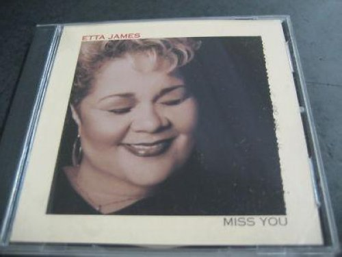 Etta James - Miss You 1trk Promo Cd Cs194