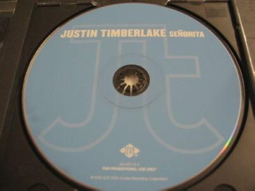 justin timberlake senorita records vinyl and cds hard to find and out of print. Black Bedroom Furniture Sets. Home Design Ideas
