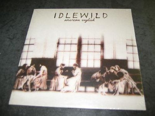 Idlewild American+English+1trk+Promo+Cd+Cs183 CD:SINGLE