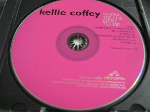 Kellie Coffey - When You Lie Next To 2trk Promo Cd Cs56