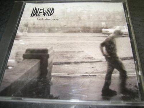 Idlewild Little+Discourage+2trk+Promo+Cd+Cs183 CD:SINGLE