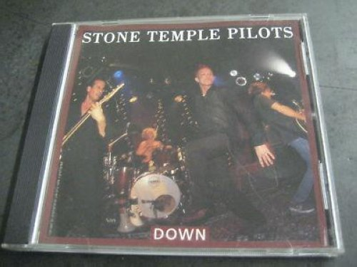 Stone Temple Pilots Down 1trk Promo Cd Cs384 CD:SINGLE