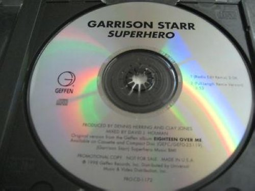 Garrison Starr - Eighteen Over Me