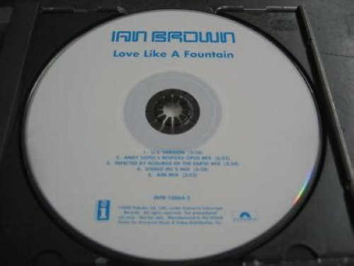 Love Like A Fountain