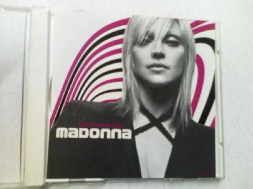 Madonna - Die Another Day 2trk Promo Cd Single Cs237