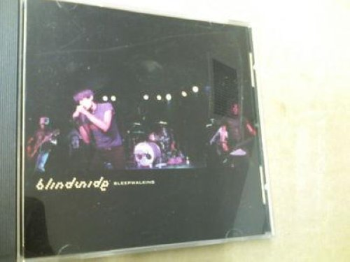 Blindside - Sleepwalking 1trk Promo Cd Single Cs65