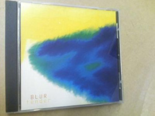 Blur - Tender 5trk Promo Cd Single Cs66