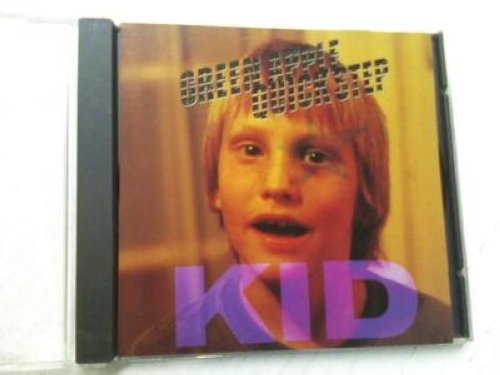 Green Apple Quick Step - Kid 1trk Promo Cd Cs162