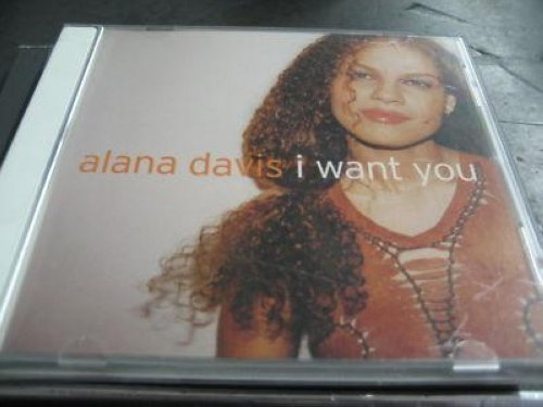 Alana Davis - I Want You 1trk Promo Cd Cs51