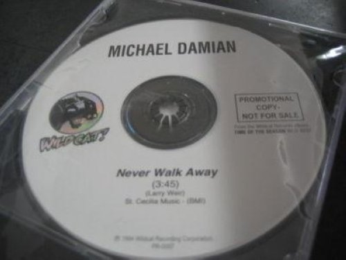 Never Walk Away 1trk
