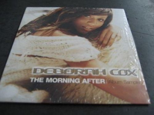 Deborah Cox - The Morning After 4trk Promo Cd Cs40