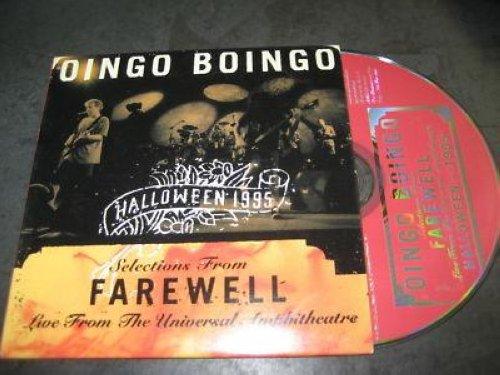 Oingo boingo singles
