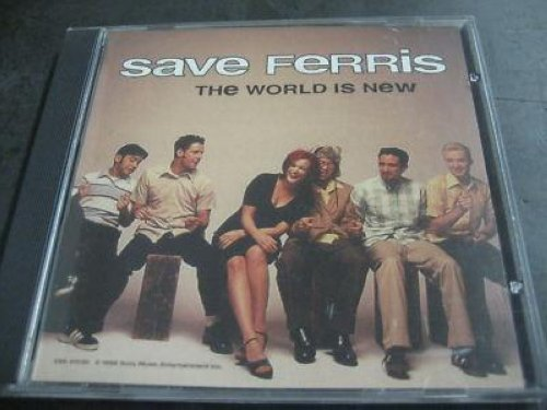 Save Ferris - The World Is New - YouTube