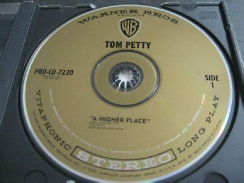 Tom Petty A Higher Place 1trk Promo Cd Cs303 CD:SINGLE