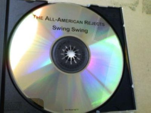 All American Rejects - Swing Swing Promo Cd Cs18