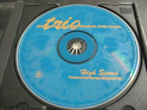 Trio - High Sierra 1trk Promo Cd Cs407