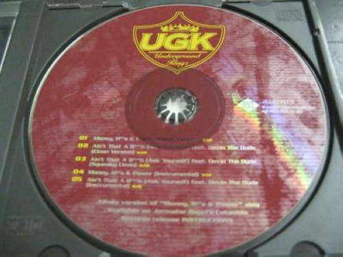 Ugk Records Vinyl And Cds Hard To Find And Out Of Print