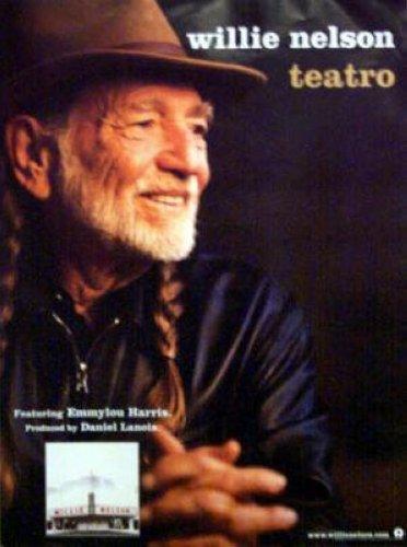 NELSON, WILLIE - Teatro LP