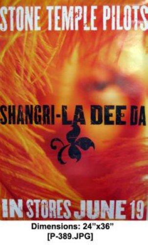 Stone Temple Pilots Shangri-la Dee Da Records, Vinyl and ...