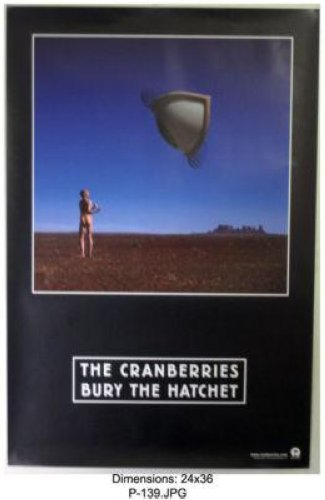 Bury The Hatchet 24x36 Poster P139