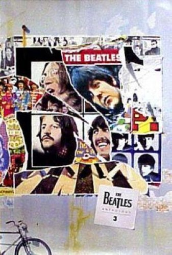 Beatles Collage Anthology 3 20x30 Poster POSTER