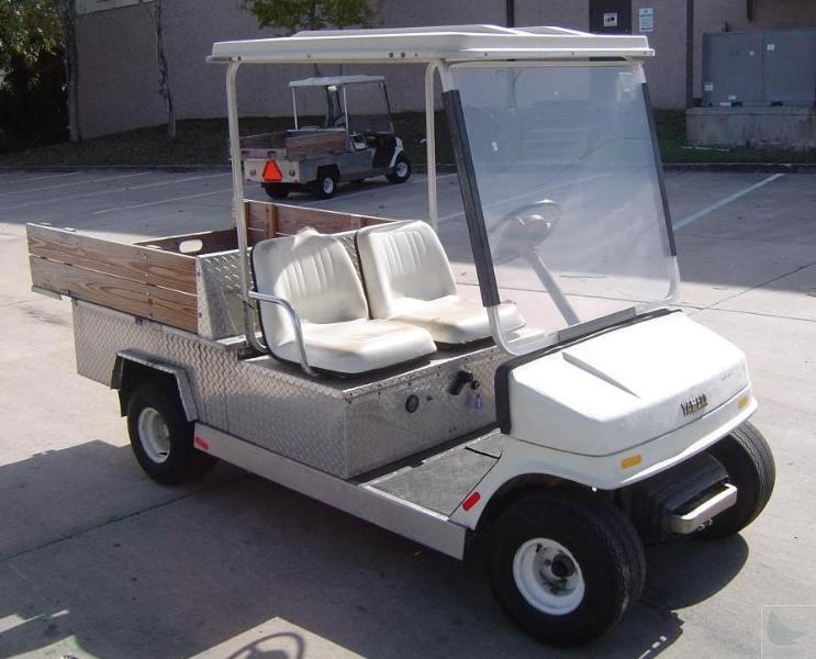 1995 Yamaha G9am Gas Powered Golf Cart