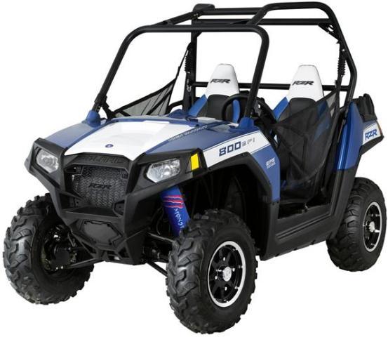 Polari Rzr Cover: BLUE Shock Covers POLARIS Ranger RZR 570 800 / 800 S (Set