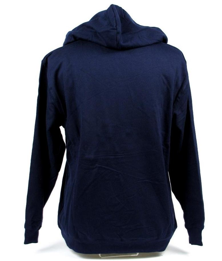 Hoodie with earbuds built in