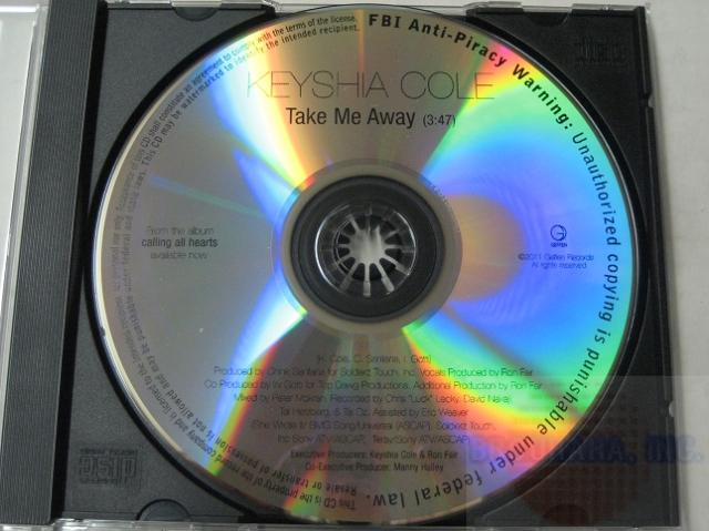 Take Me Away 1trk Testpress