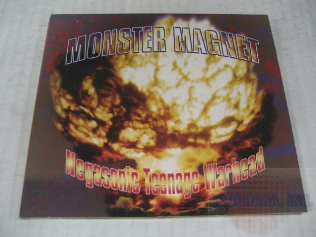 Monster Magnet - Negasonic Teenage Warhead Promo Cd Cs261