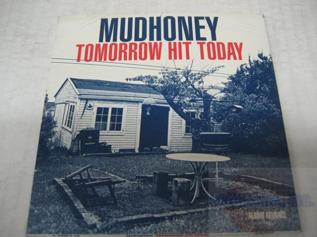 Mudhoney - Tomorrow Hit Today 12trk Adv Promo Cd Cs267
