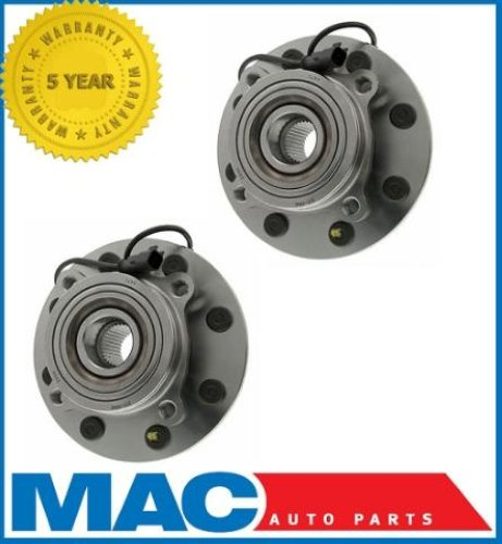 2006 Dodge Ram 3500 Mega Cab Exterior: Front Wheel Hub Bearing Assembly 2006-2008 Dodge Ram 2500