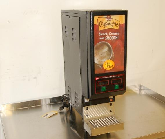 cecilware 2 select hot chocolate cappuccino machine model. Black Bedroom Furniture Sets. Home Design Ideas
