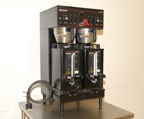 Bunn Dual Soft Heat Satellite Coffee Brewer