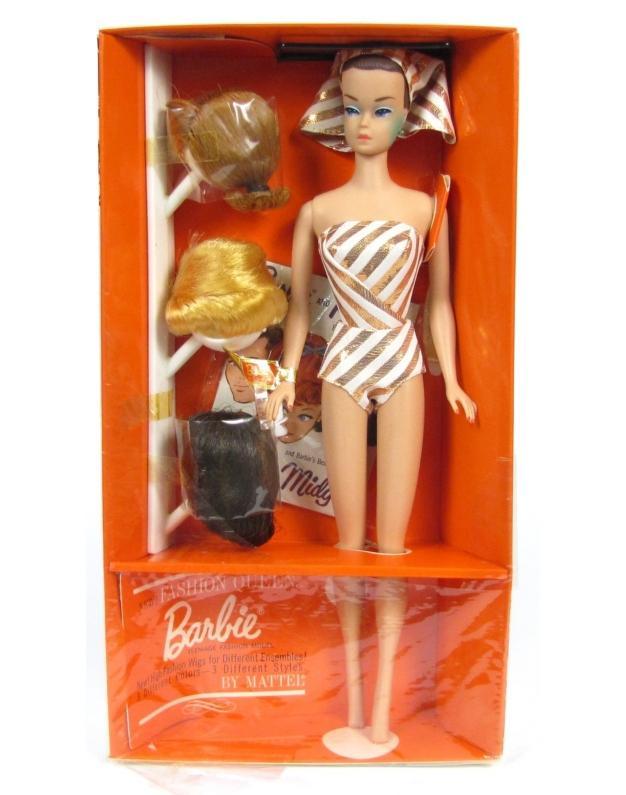 Barbie Dolls With Wigs 8