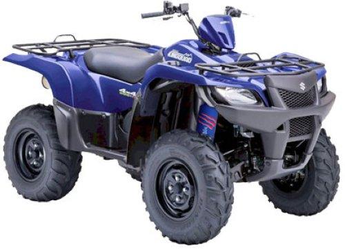 Blue Shock Covers Suzuki Twin Peaks 700 Quadrunner 160 Ozark 250 Eiger 2wd 400
