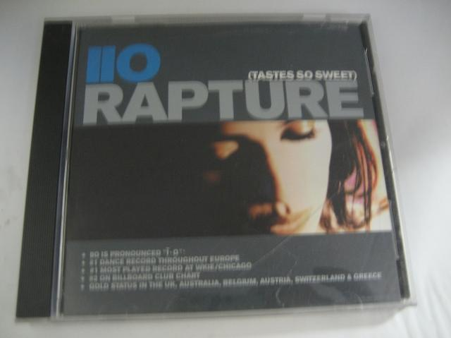 Iio Rapture CD:SINGLE