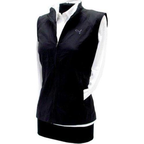 Puma-Womens-Golf-Wind-Vest-Black