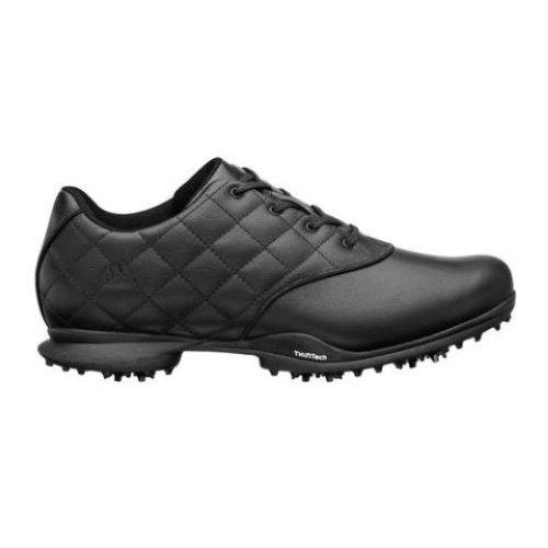 New Adidas Driver Val Z Ladies Golf Shoes Black